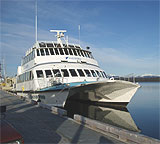 Let Gustavus Inn help you plan a Glacier Bay trip...